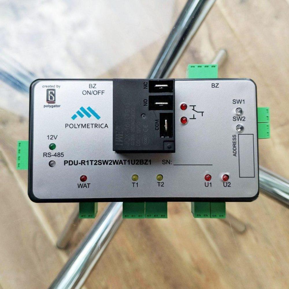 Контроллер холодильных и нагревательных установок