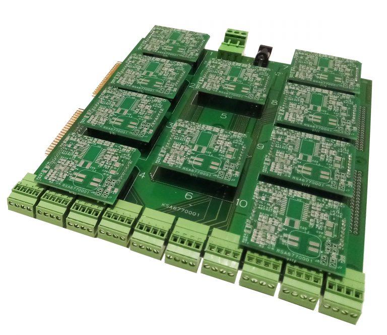 Контроллер интерфейса modbus RS-485 по Ethernet и мобильной связи