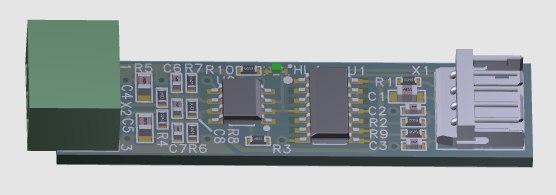 Это изображение имеет пустой атрибут alt; его имя файла - pdu-rs485-ttl-back.jpg